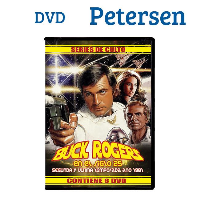 Buck Rogers en el siglo 25 2ª y última temporada