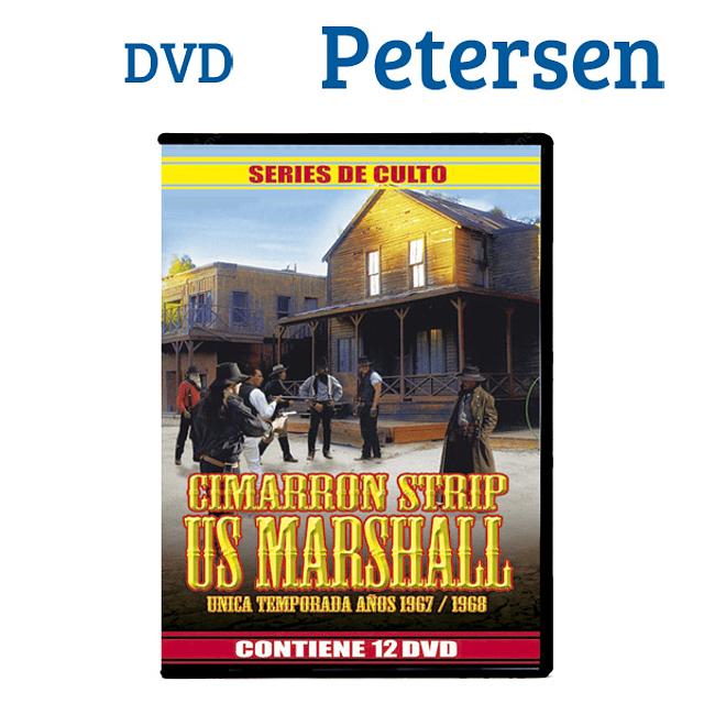 Cimarron Strip US Marshall única temporada