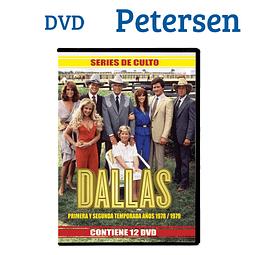 Dallas 1ª y 2ª temporadas