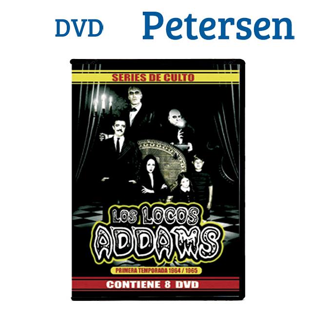 Los locos Adams 1ª temporada