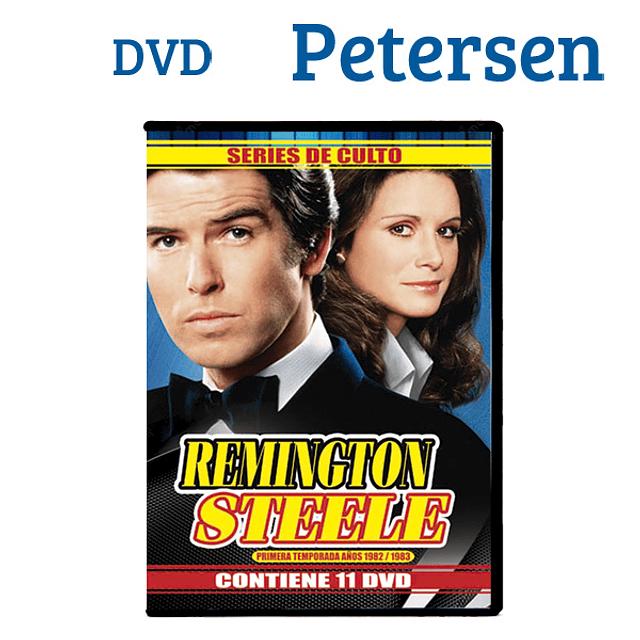 Remington Steele 1ª temporada