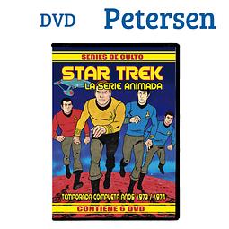 Star trek serie animada única temporada