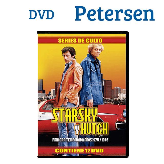Starsky y Hutch 1ª temporada