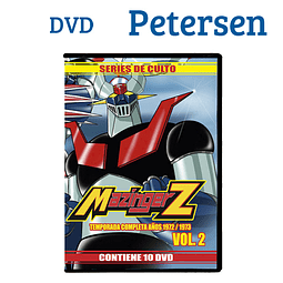 Mazinger Z temporada Única Vol. 2