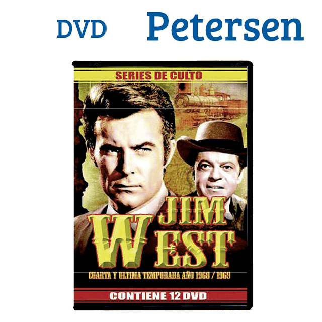 Jim West. 4° Temporada (Última)