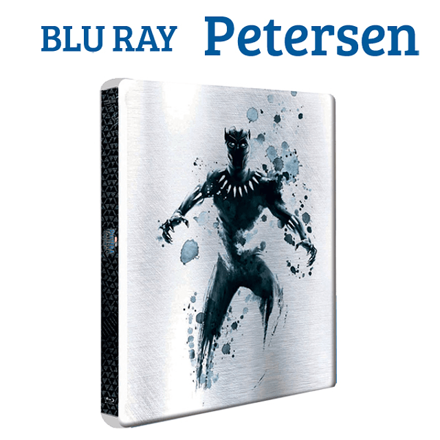 Pantera Negra Steelbook