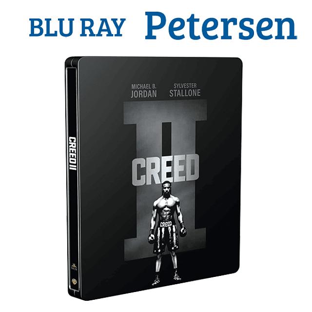 Creed 2 Steelbook