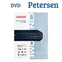 Reproductor de DVD Cinehome
