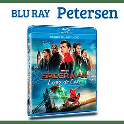 Spider-man: Lejos De Casa BD+DVD