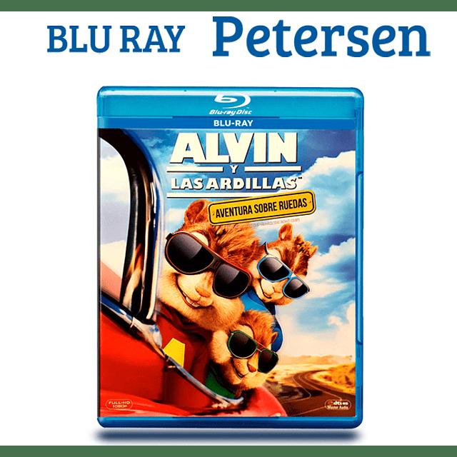 Alvin y Las Ardillas : Aventura