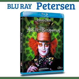 Alicia En El País De Las Maravillas BD+DVD