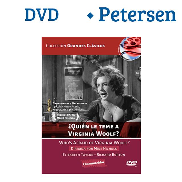 ¿Quien teme a Virginia Woolf ?