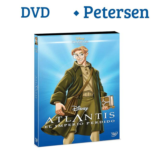 Atlantis, el imperio perdido