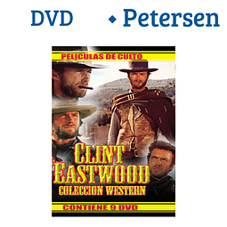 Clint Eastwood colección western