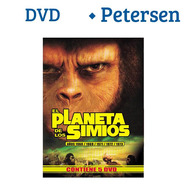 El planeta de los simios pack