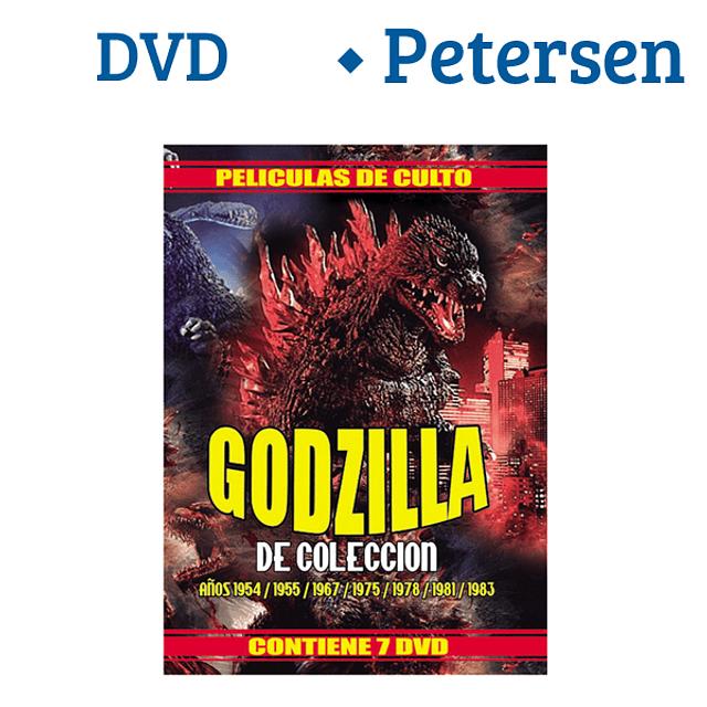 Godzilla de colección
