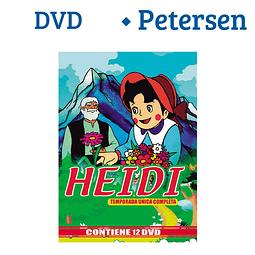 Heidi unica temporada completa