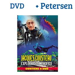 Jacques Costeau, explorando el pacífico