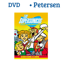 Los Supersónicos 1ª temporada