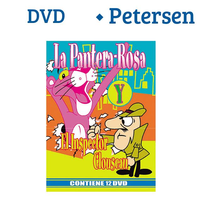 La Pantera Rosa y el inspector Closeau