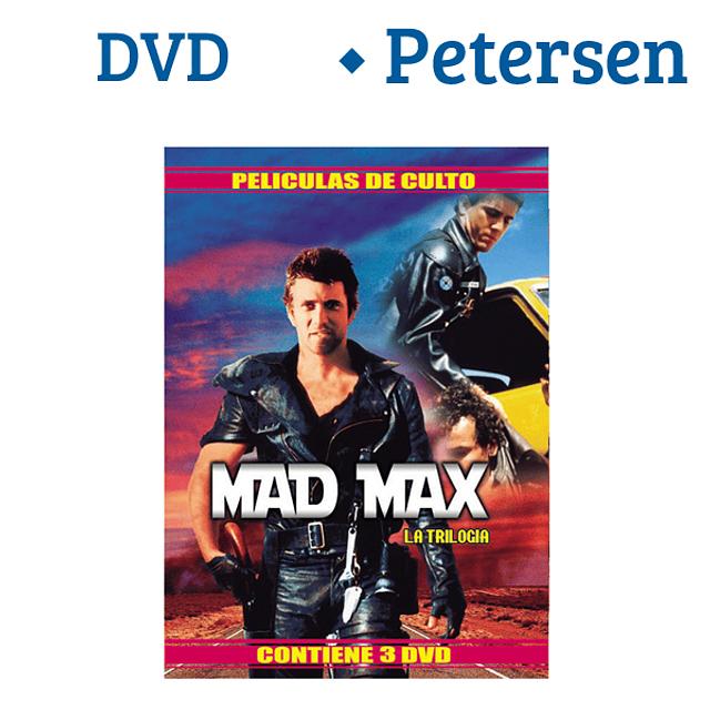 Mad Max trilogía