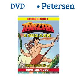 Tarzán el amo de la selva 1ª temporada