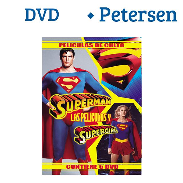 Superman y Supergirl