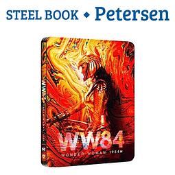 Mujer maravilla 1984 Steelbook