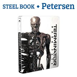 Terminator destino oculto Steelbook