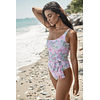 Tropical Vibes One Piece