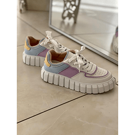 Chunky Pastel Sneakers