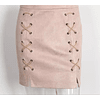 Baby Pink Soft Skirt