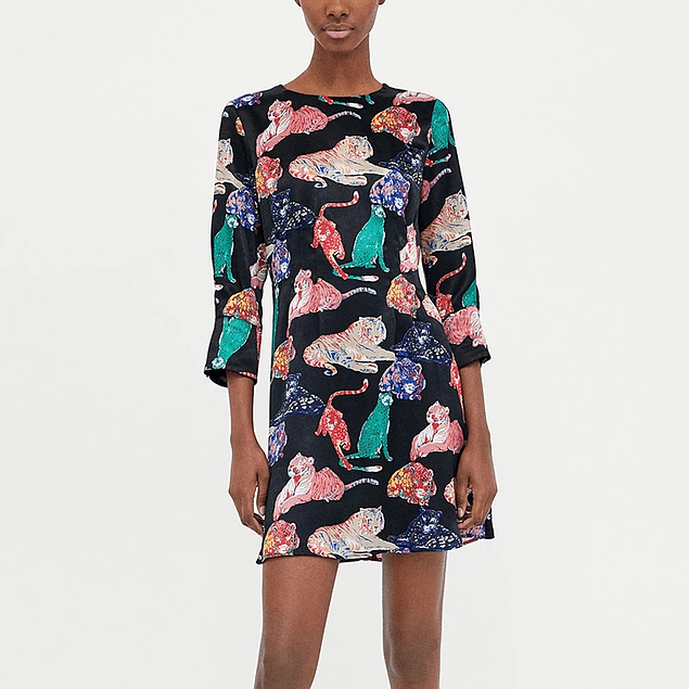 Cecil Shirt Dress