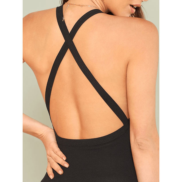 Criss Cross Bodysuit