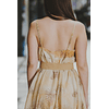 Ophelia Beige Dress