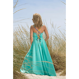 Forget Me Not  Bluish Dress