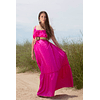 Margot Fuchsia Dress