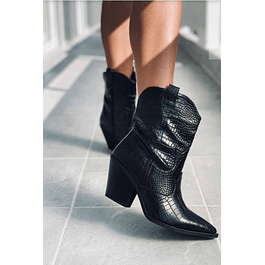 Croco Love Bottines