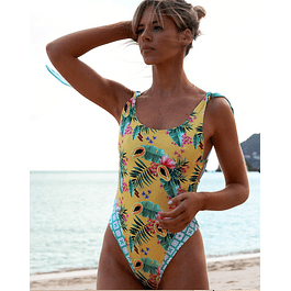 Tropical Mix One Piece