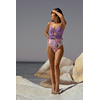 Seychelles Purple One Piece