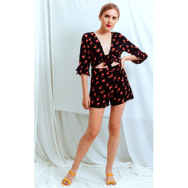 Madrid Bloom Jumpsuit