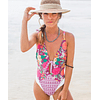 Kavourotripes Coral One Piece