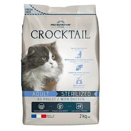 06//GATO ADULTO LIGHT/ESTERILIZADO SACO 2 KG