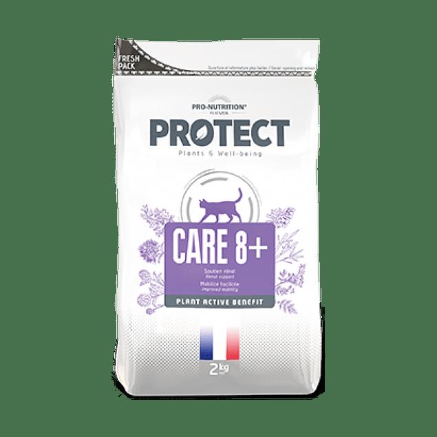 PROTECT CARE 8+ FELINO SACO 2 KG