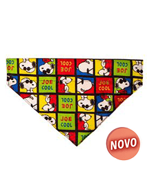 Bandana Joe Cool Snoopy