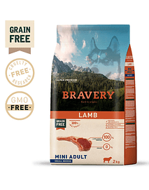 Bravery Lamb Adult Mini-Small Grain-free