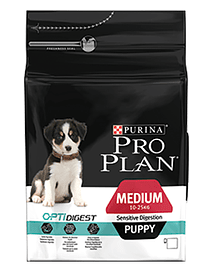 Pro Plan Dog Medium Puppy Sensitive Digestion