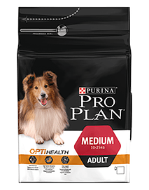 PRO PLAN Dog Medium Adult