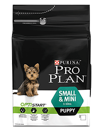PRO PLAN Dog Small & Mini Puppy