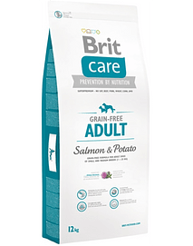 Brit Care Dog Adulto Salmon & Potato Grain-free